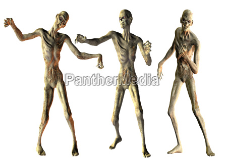 dance of the undead zombies