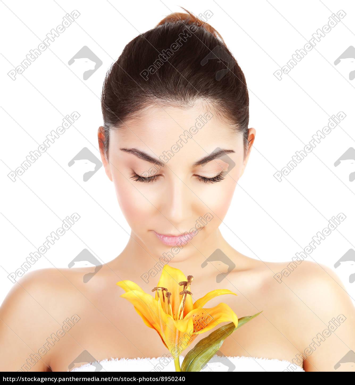woman, at, spa - 8950240