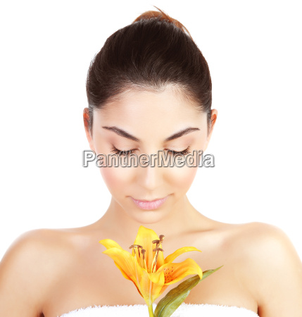 woman, at, spa - 8950240