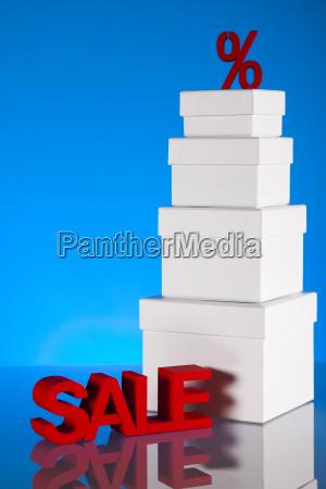 buy sale concept