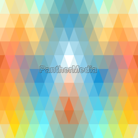 mosaic symmetric seamless