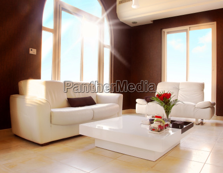 moderne rum interior luksus indendors hjem