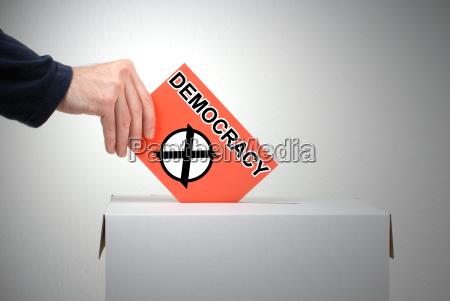 democracy free elections