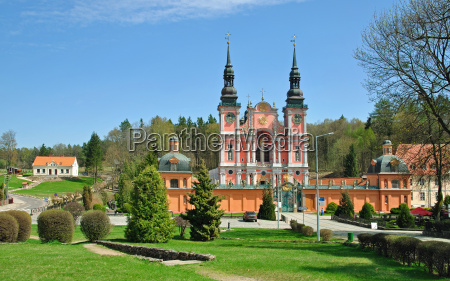 the well known pilgrimage church of