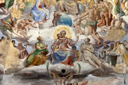 florence duomo the last judgement