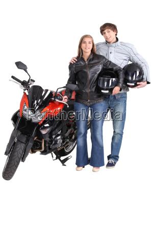 pair of motorists