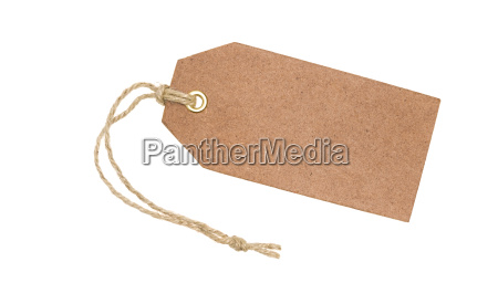 brown pendant with cord