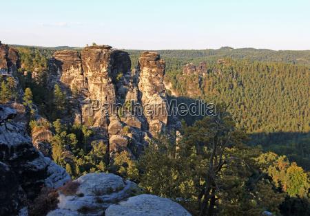 national park summer summerly rock firmament