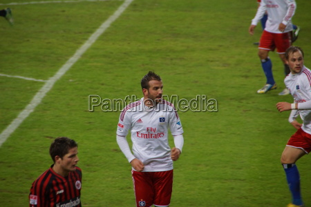 the player rafael van der vaart