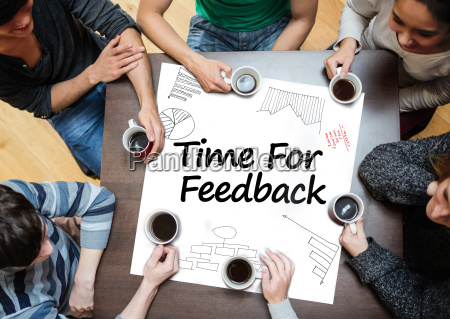 time for feedback written on a