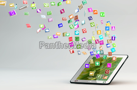 telefono tableta radio celular almohadilla yo