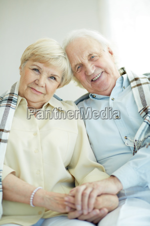 devoted couple