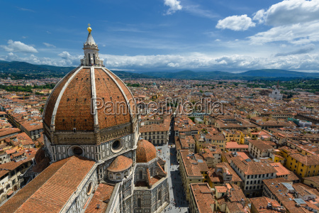 florence from above