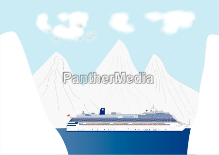 fiord cruise liner