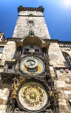 atomic clock in prague
