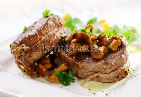 gourmet fillet steak medallions