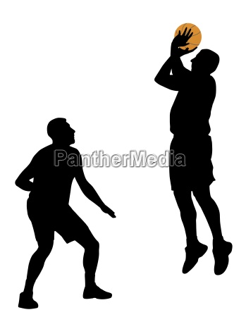 basketball vector eps