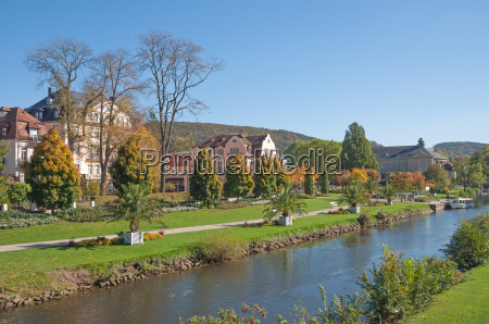 the health resort of bad kissingen