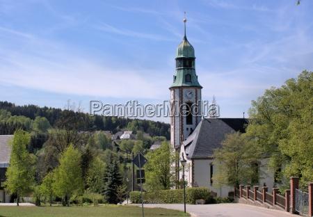a, church, in, the, erzgebirge - 9517326