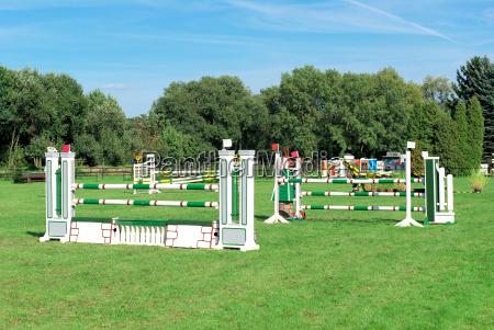hurdles for springtunier