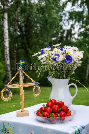 midsummer decoration