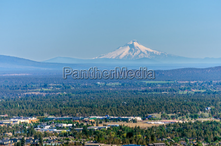 mt hood and bend oregon