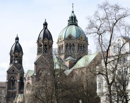 st luke church in munich