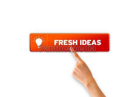 fresh ideas