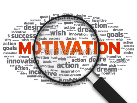 magnifying glass motivation