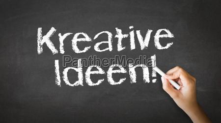 creative ideas in german