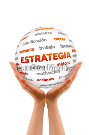 strategy word sphere in spanish