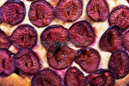 fruit cake pie cakes supervision plum