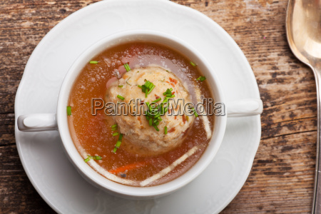 bacon dumpling soup