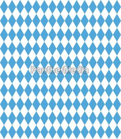diamond pattern blue white