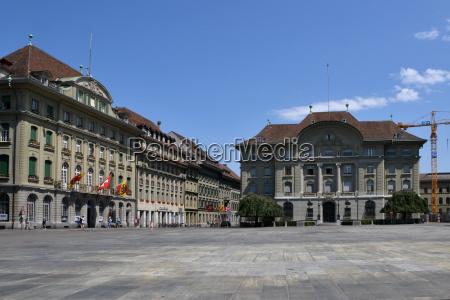 in parliament square