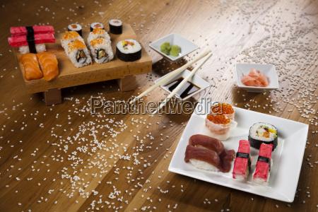 mad levnedsmiddel naeringsmiddel fodevare asien sushi