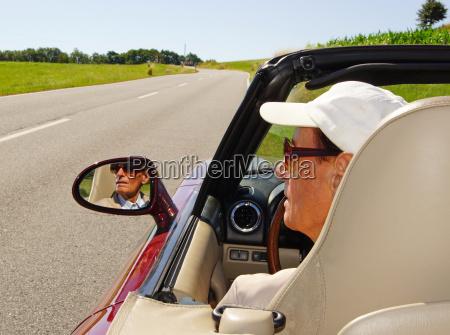 convertible drivers
