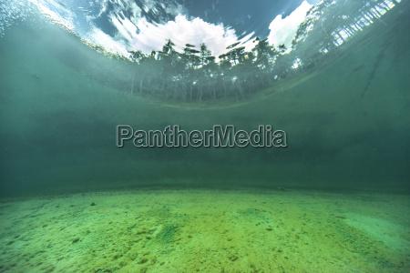 alpines diving sameranger lake