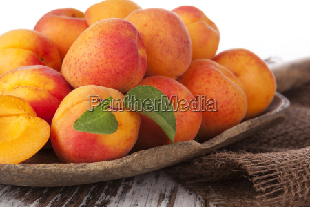 delicious apricot background