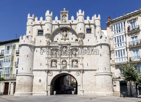 arch santa maria gateway to the