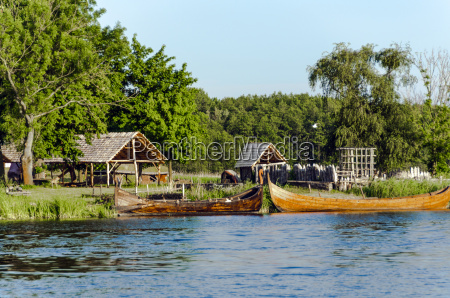 colony viking settlement pomerania vikings
