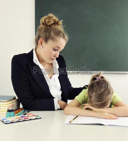 school fatigue