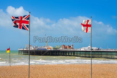 brighton pier uk