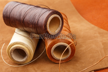 thread for leather craft