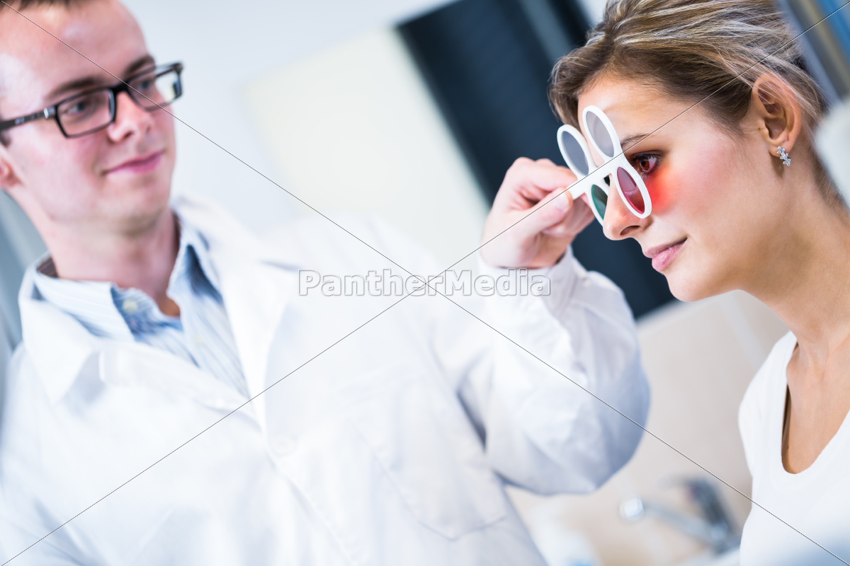 optometry, concept, -, handsome, young, man - 10005046