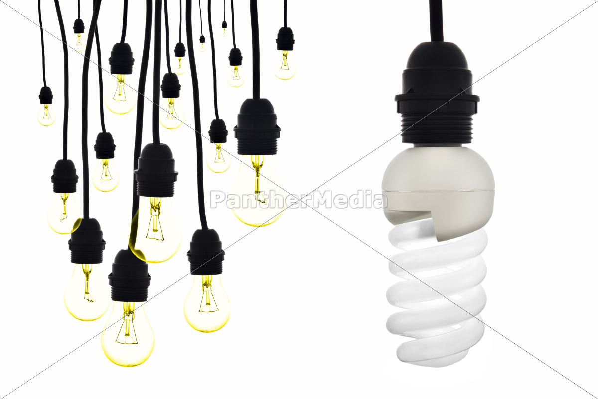 a, lamp, with, low, consumption, compared - 10009006