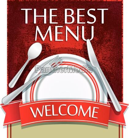 the best menu