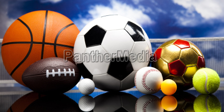 assorted, sports, equipment - 10036318