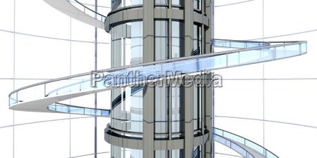 futuristic, architecture - 10048736