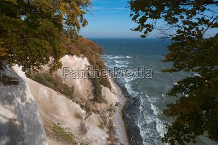 autumnal coast